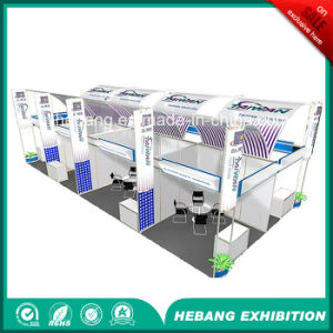 Hb-L00027 3X3 Aluminum Exhibition Booth pictures & photos