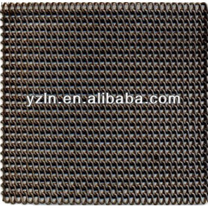 Biscuit Oven Wire Mesh Belt for Food Processing pictures & photos