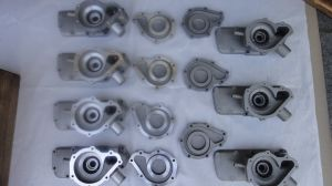Aluminum and Zinc Die Castings Metal Castings pictures & photos