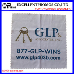 Promotional Logo Printed Cheap Microfiber Clean Clothes (EP-C57311) pictures & photos
