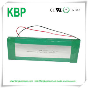 Rechargeable Li-Polymer Lithium Battery for Portable DVD