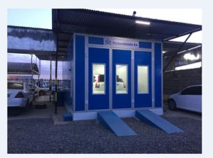 Car Spray Booth with Ce Approval Wld7200 with Ce pictures & photos