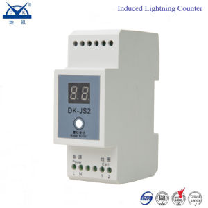 2 Digits Inductive Lightning Current Stroke Counter pictures & photos