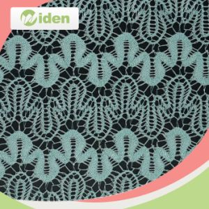 Fashionable African Lovely Polyester Chemical Lace Fabric pictures & photos