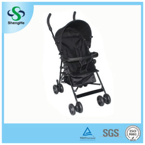 Simple Baby Pram with 5-Point Safety Belt (SH-B14)