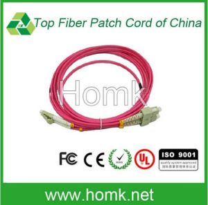 Fiber Optic Pigtail LC to Sc Om4