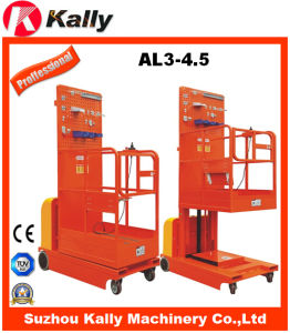 4.5m Full Automatic Electric Aerial Order Picker (AL3-4.5)