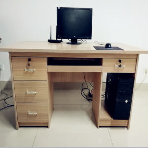 China Home Office Furniture Modern Design Wooden Computer