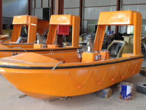 Solas Approval Gpr Open Lifeboat pictures & photos