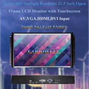 "HDMI Input Open Frame 21.5"" TFT LCD pictures & photos"