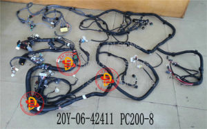 Komatsu Excavator Spare Parts, Engine Parts, Wiring Harness (20Y-06-42411) pictures & photos