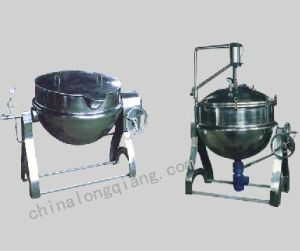 Jacketed Kettle for Food Industry Steam Cooker pictures & photos