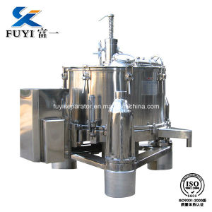 Top Discharge Stainless Steel Meshed Dewatering Centrifuge