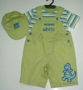 Infant And Children′S Clothing (1-0033)