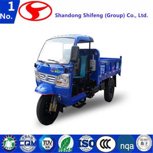 Tricycle/Three Wheelers/Mini Dumper/Agricultral Dumper with 3 Ton Loadcapacity for Sale