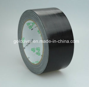 Black Duct Tape for Heavy Strapping (STK-212)