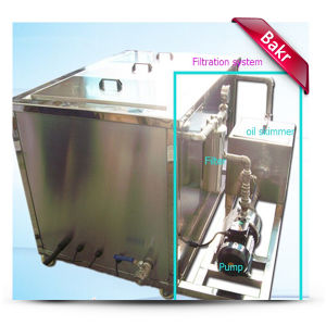 Cylinder Head Engine Ultrasonic Cleaner Machine Radiator Cleaning Machine pictures & photos