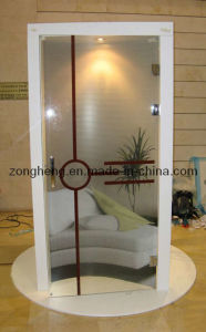 Painting Glass Door