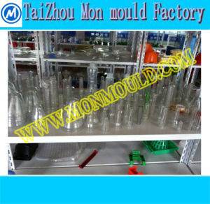 Plastic Injection Hot Runner Pet Bottle Jar Mold