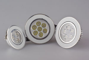 LED Ceiling Light, LED Recessed Light, LED Downlight, CE&RoHS