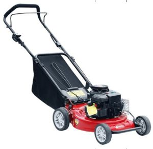 B&S Engine 3.5HP 16inch Steel Deck Hand Push Riding Lawn Mower, Zero Turn Lawn Mower, Mini Lawn Mower (LZ16GTZB35) pictures & photos