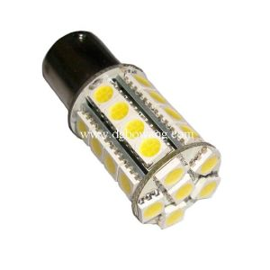 CE Approved LED Auto Bulb (T20-BY15-030Z5050) pictures & photos