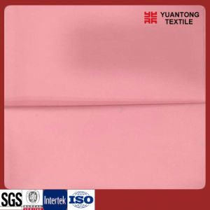 Pink Polyester/Cotton Plain Fabric for Shirt pictures & photos