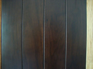 China Walnut Color Red Oak Hardwood Flooring Bc009 China Wooden Flooring Wood Floor