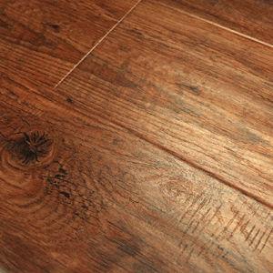 Charmant 12mm Valinge Click Waterproof Handscraped Laminate Laminated Flooring