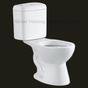 Siphonic Two Piece Sanitary Ware (No. YR5)