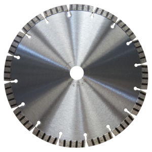 Laser Welded Turbo Segment Saw Blade pictures & photos