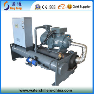 Hanbell Compressor Water Cooled Screw Chiller pictures & photos