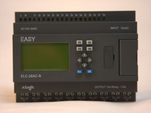 Programmable Relay for Intelligent Control (ELC-26AC-R-HMI) pictures & photos