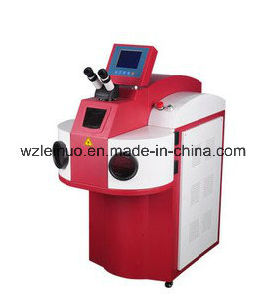300W Jewelry Laser Spot Welding Machine China Manufacturer
