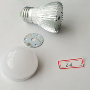 Accessories 3W-7W LED Bulb Light with Al House/LED Bulb pictures & photos