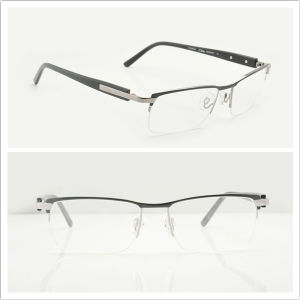 Optical Frames Designer Eyeglass Frames Metal Frames Men`S Eyewear (CZ 7022) pictures & photos