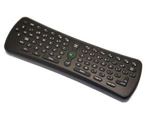2 4G Wireless Air Mouse with Keyboard for Android TV Box