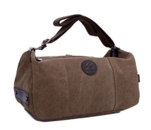 Canvas Travel Duffel Bag (M0098)