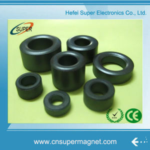 High Quality Ring Y33 Ferrite Speaker Magnet pictures & photos