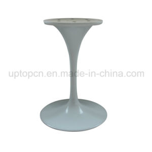 China Wholesale White Tulip Table Leg For Sale SPATL China - Tulip table bases for sale