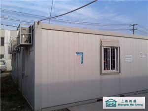 Portable Container House/Movable Container House (SHS-mh-camp029) pictures & photos