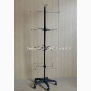 4 Tier Ajustable Wire Arms Spinning Display (PHY2031) pictures & photos