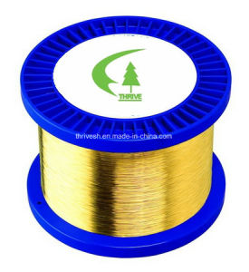 Great Quality of EDM Brass Wire for Wire Cut pictures & photos
