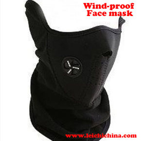Outdoor Tackle Windproof Face Mask Neck Warmer pictures & photos