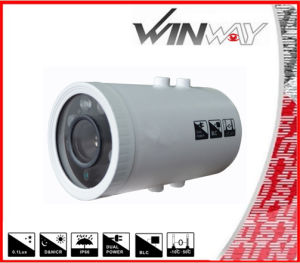 HD Cvi 720p Analog Waterproof Security Bullet IR Laser LED CCTV Camera (SSF-730)