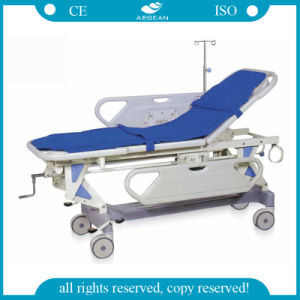 4-Function Emergency Room Stretcher (AG-HS002) pictures & photos