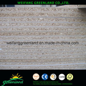 ISO Certified E1 Grade Laminated Chipboard pictures & photos