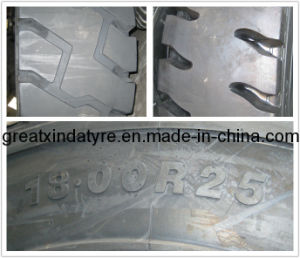 OTR Tyre, off-The-Road Tyre, Triangle Tyre, Radial Tire (18.00R25) pictures & photos
