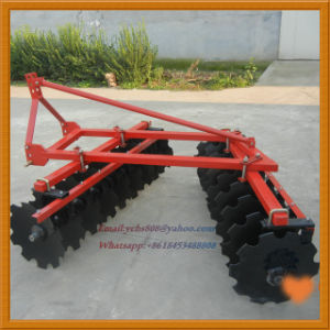 Farm Machine Disc Harrow (1BQX-1.7) for Yto Tractor Mounted Tiller pictures & photos