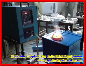 Hf-15, 220V, 5kg Gold/Platinum Induction Smelter/Stove/Furnace pictures & photos